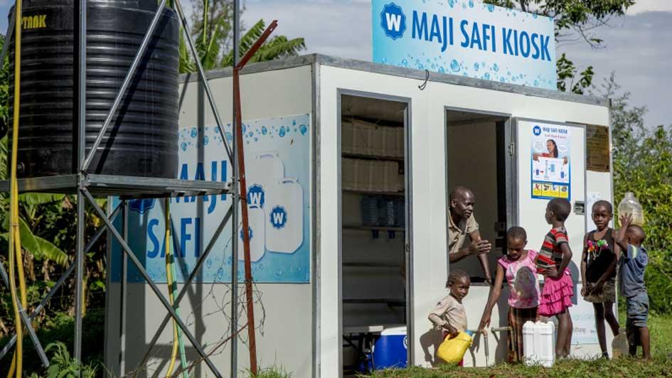 Safe Water Enterprises - Siemens Stiftung
