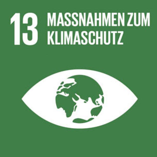 Sustainable Development Goal 13 – Maßnahmen zum Klimaschutz