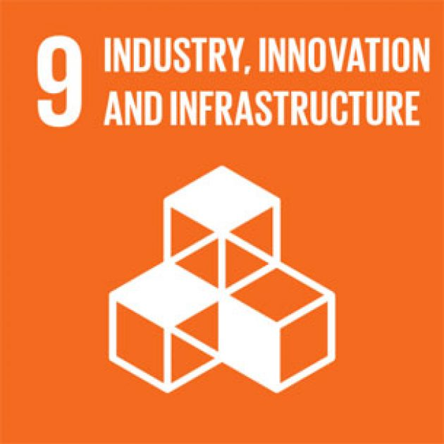 Sustainable Development Goal 9 – Industry, innovation and infrastructure