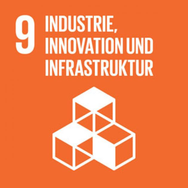 Sustainable Development Goal 9 – Industrie, Innovation und Infrastruktur