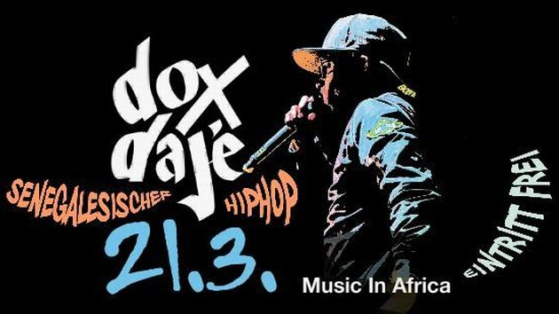 On March 21, Music In Africa celebrates premiere in Germany