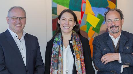 Siemens Stiftung Vorstand