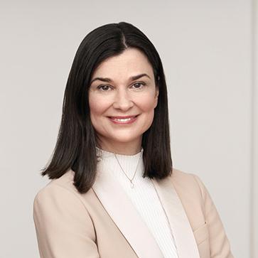 Portrait Dr. Nina Smidt